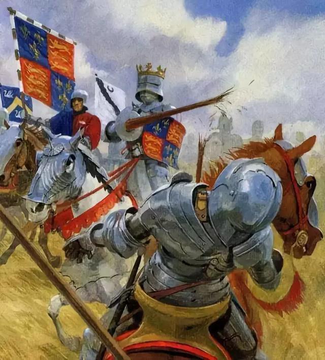 博斯沃思战役英格兰玫瑰战争的终结
